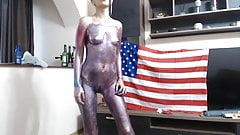 Shiny Body Paint