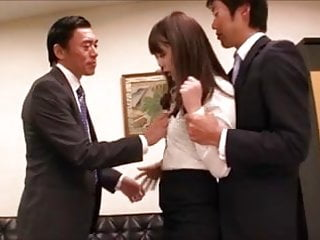 censored Yuria Ayane Office Lady