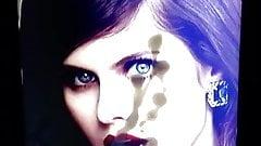 Alexandra Daddario cum tribute!!!