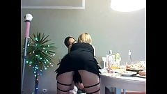 Russian Whore House New Year Eve Party