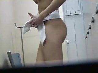 Dressing Room Hidden Cam Pantyhose