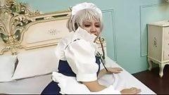 Touhou Cosplay - Sakuya Izayoi