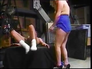A mature woman remembers her young slutty ages by wild fucking