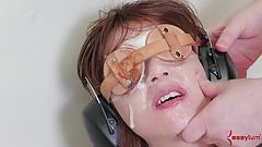 Redhead Audrey Holiday Brutal BDSM Anal