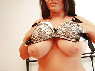 Charley is loves her juicy jugs and you will too once you see them