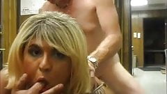 Alexia Fucked In Construction Office