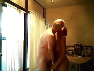 Grandpa masturbate - Grandpa masturbating his horny wife