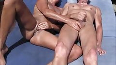 mature couple mastubating each other, very hot
