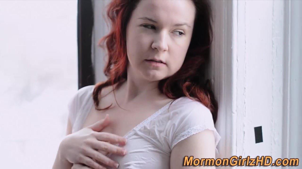 Mormon milf in taboo solo
