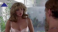 Kim Catrall Lingerie Sex Scene