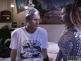 Pure Taboo Conspiracy Theorist Meets Sexy Alien Female