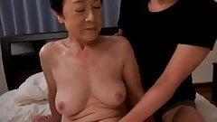 Japanese Grandmother 11