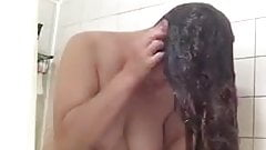 My Chinese girlfriend in the shower part 2