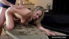 Big Tits Milf Elle Mcrae Gets Cum Facial