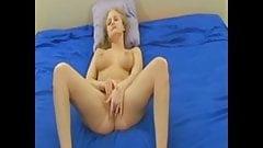 amateur girl masturbating on home video