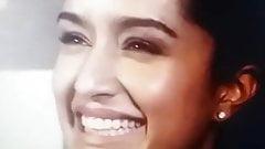 Shraddha Kapoor Spit And Cum Tribute