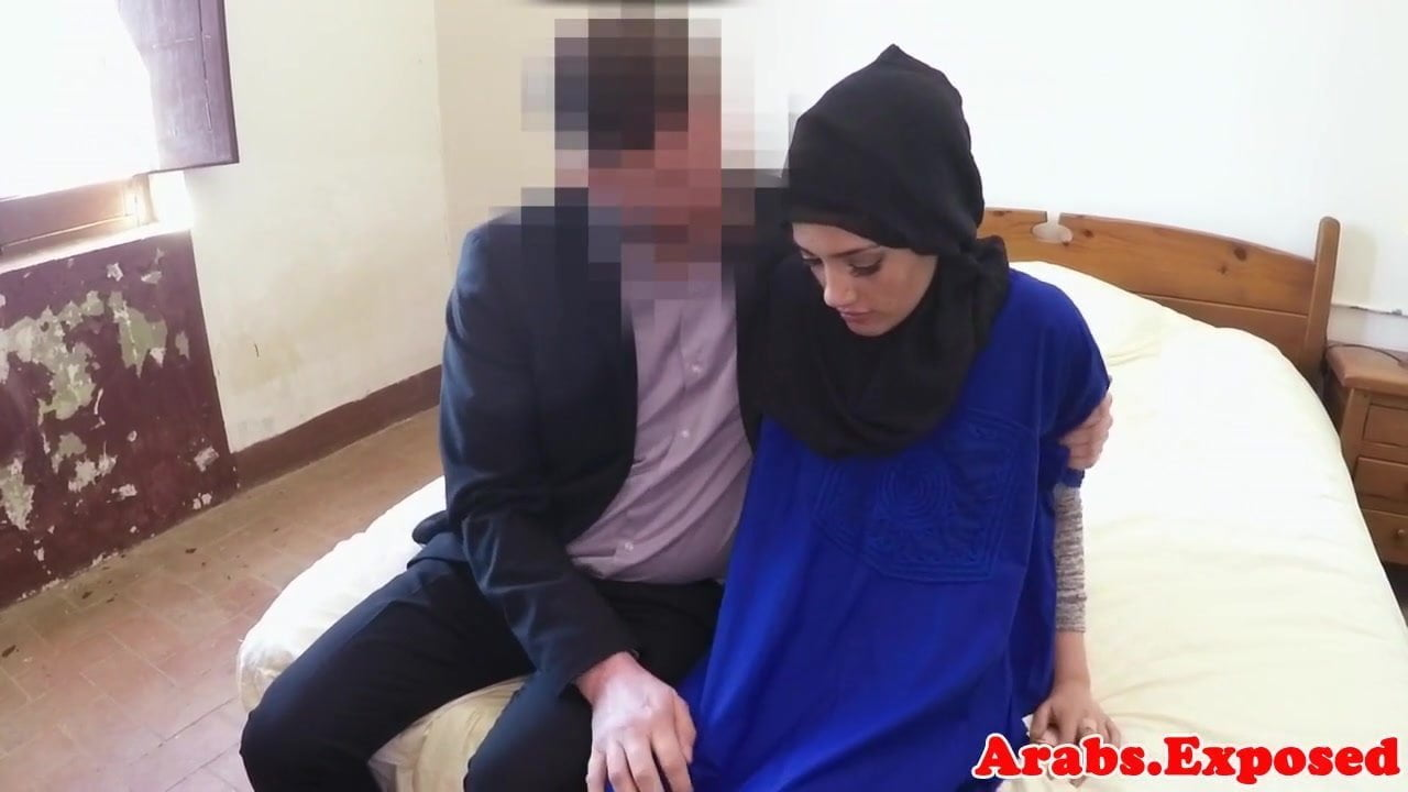Hijab Wearing Muslim Drools On Dick, Free Porn 11 Xhamster-8777