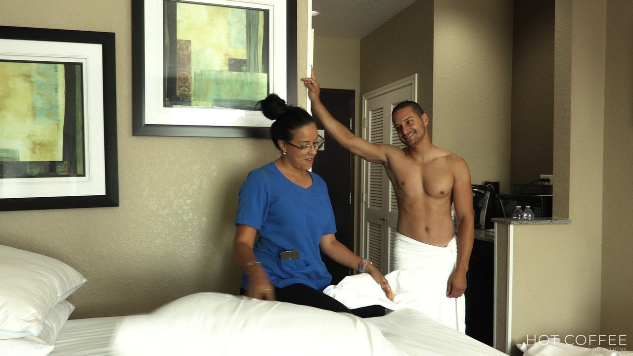 Free download & watch slutty room service maid gets fucked by hotel guest          porn movies