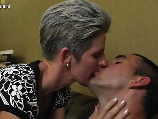 Mature Skinny Mom Fucks Her Son S Friend