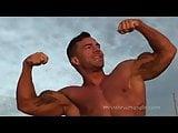 Braden Charron National level  bodybuilder nude