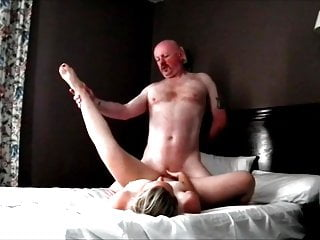 32yo British Ex-GF first fuck of the morning