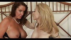 Mature Lesbian Therapist And Her Busty Patient
