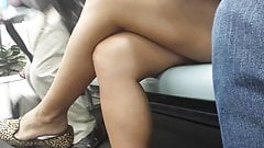 Bare Candid Legs - BCL#113
