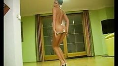 Hot Wife Striptease