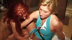 Velvet Swingers Club party Real amateur slut wives fucking's Thumb