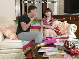 Real love doll seduces her groupmate scene 1