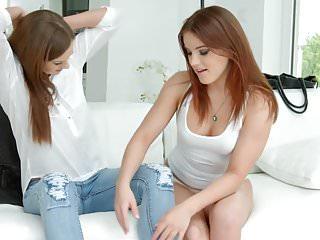 Download video bokep Evalina Darling and sexy Tina Kay enjoying eachother on Mp4 terbaru