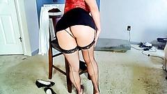 Saleswoman - Anal Feet Fetish - PREVIEW