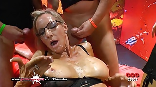 Busty Mature Emma Starr Cum Hungry in Germany - GGG's Thumb