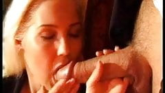 Blowjob in church