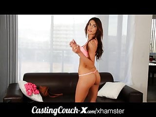 Castingcouch X Teen Fucked First Time On Cam For