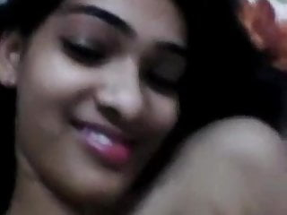 Hot Indian GF Ishu Selfie 4 BF