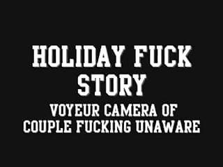 Mastiff stories fuck - Holiday fuck story voyeur camera of couple fucking unaware