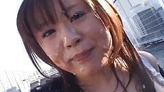 Nana Aoyama best of bukkake
