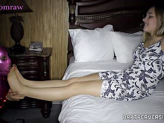 Pantyhose Freaks  Her First Time