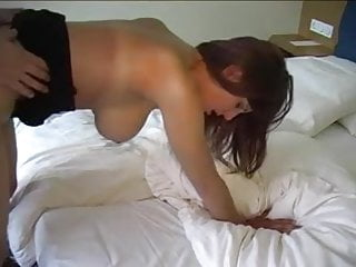 College Teen Babe w Huge Boobs gets very nice Fucking