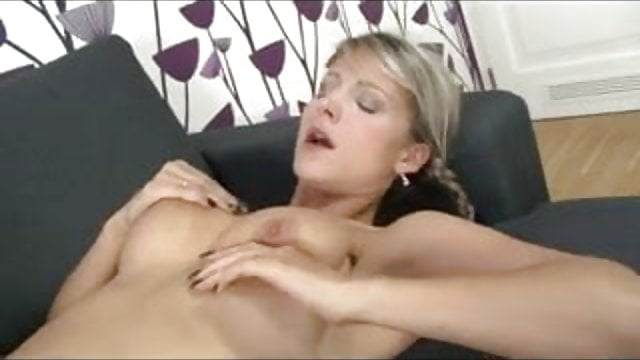 Preview 1 of Blonde friends licking and fingering pussy