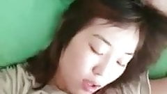 CUTE ASIAN GIRL SUCKS HER BOYFRIEND