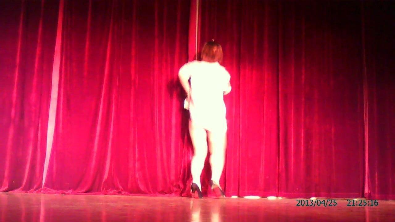 Chinese language dance spy digicam 005