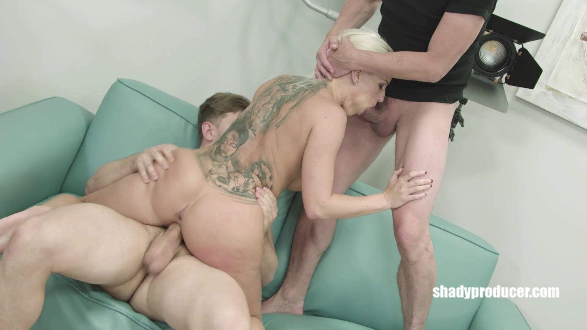 ShadyProducer – Blanche Bradburry will get her tits fucked