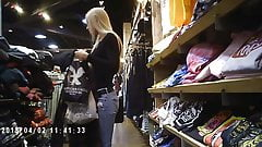 Smoking Hot Teen With Great Ass At The Mall 1
