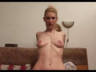 skinny milf saggy tits