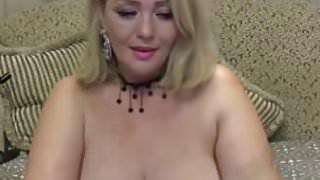 BBW Melissa Horny show