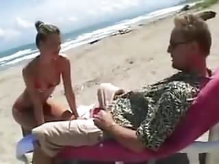 Preview 1 of Anal sex on the beach