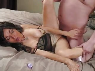 hot milf in action hubby taped for us to enjoy cuckold