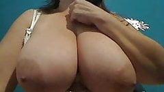 Webcams 2014 - Colombian MILF w HUGE TITS 3